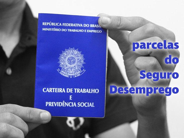 Parcelas Seguro Desemprego 2018