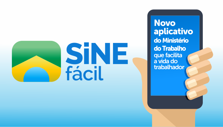 Aplicativo Sine Fácil Emprega Brasil
